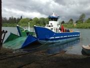 Barcaza Menor en Arriendo (unidad nueva)