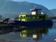 Catamaran de Turismo y de pasajeros a la venta (L/M)