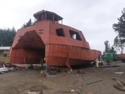 Proyecto Catamarán Multipropósito  A la Venta – Nave Menor (Nuev
